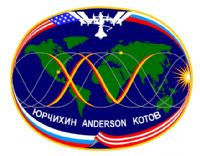 International Space Station Expedition 15 Patch (2nd Crew)
